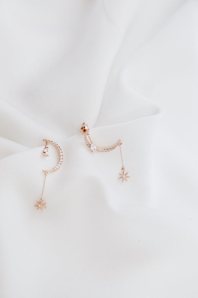 Starry Earrings (Set Of 3)