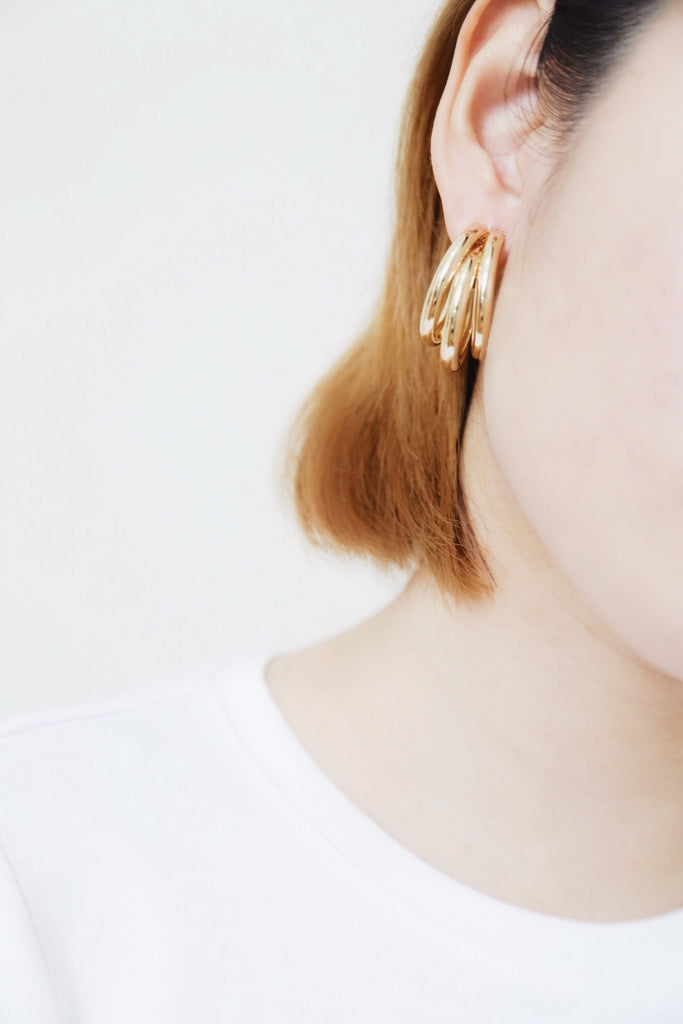 Tola Earrings (Gold)