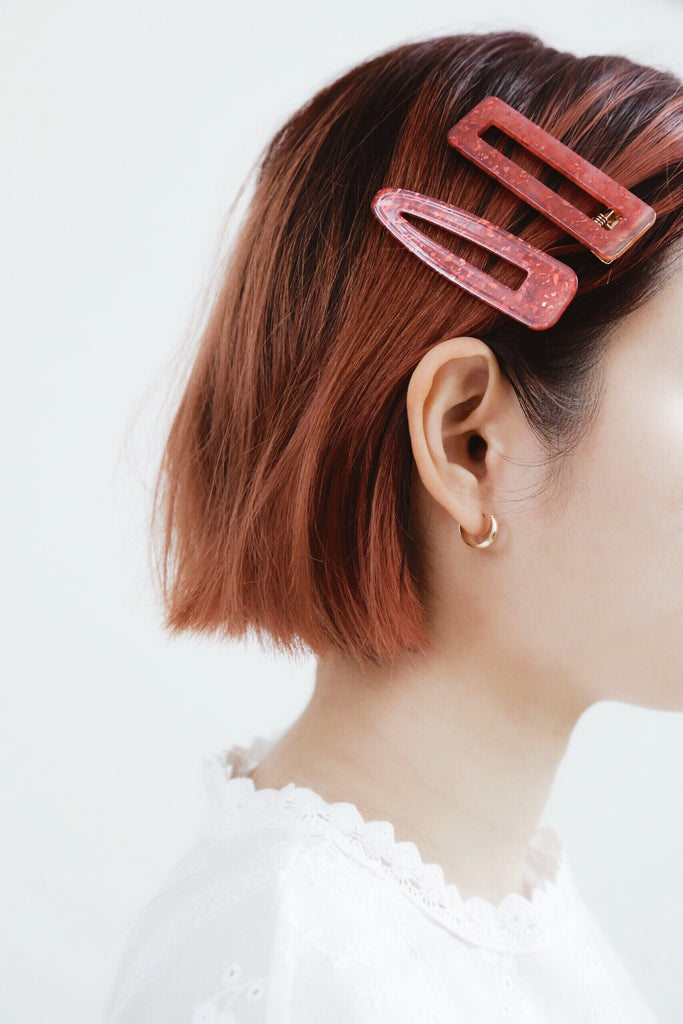 Miu Barrette (Red)