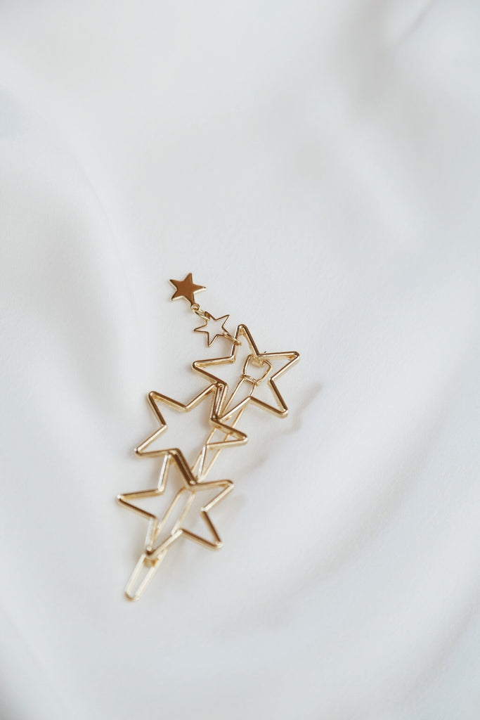 Starry Barrette