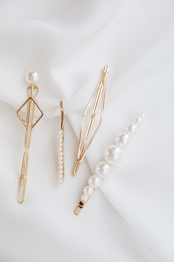 Mer Hair Pin Set of 4