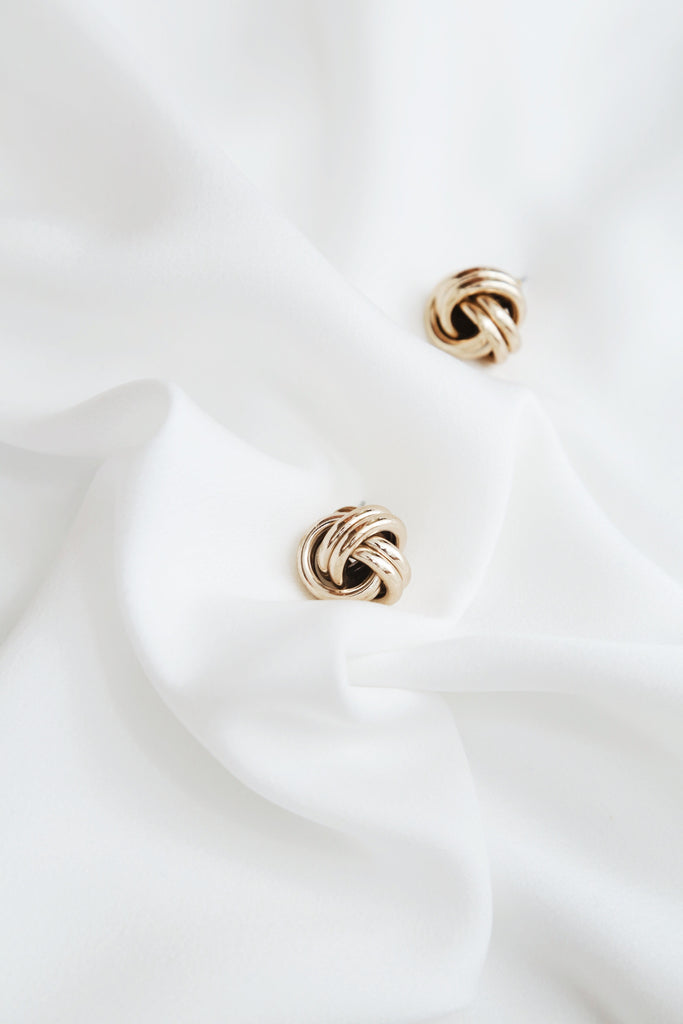 Greca Earrings