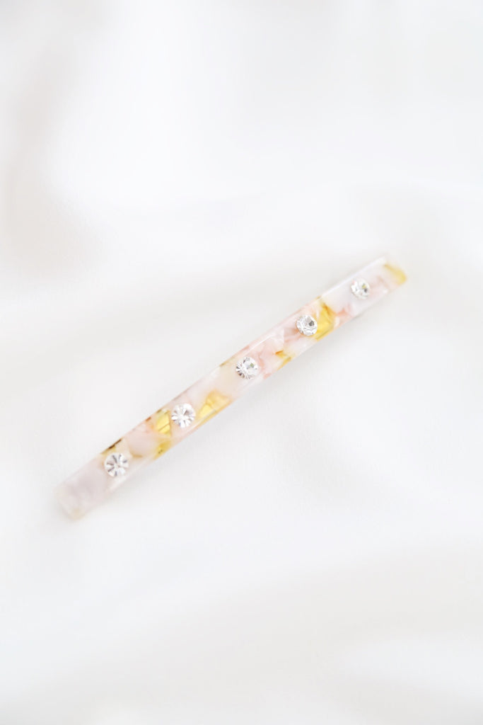 Po Barrette (Peach)