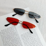 Lucia Sunnies (Black)