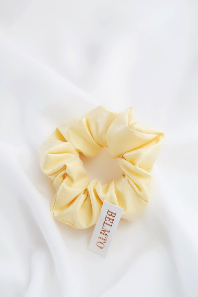 Bu Scrunchie (Yellow)