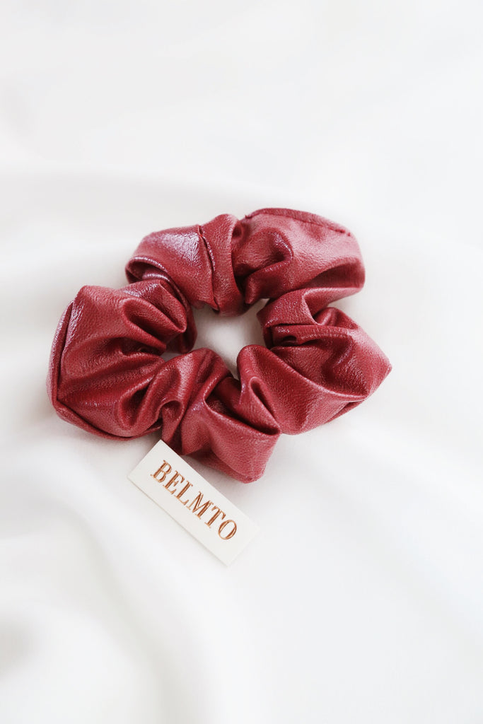 Bu Scrunchie (Red)