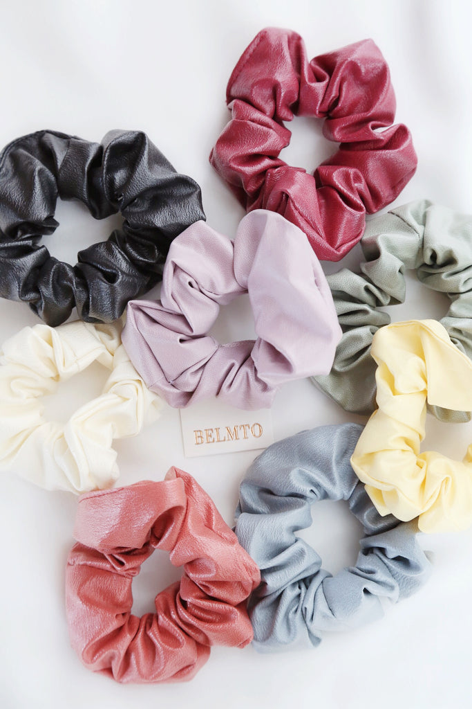 Bu Scrunchie (Blue)