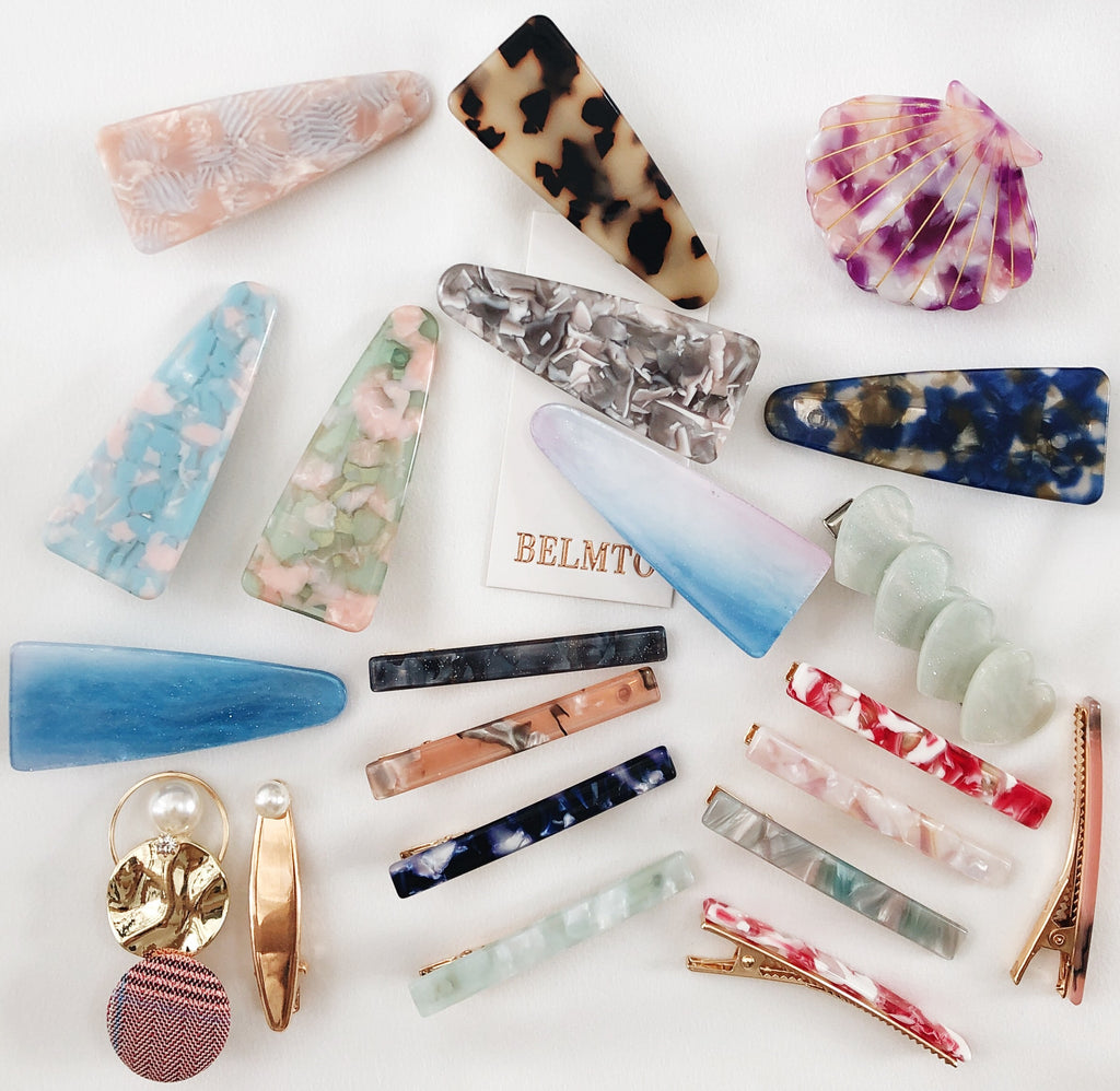 Mully Barrette Set
