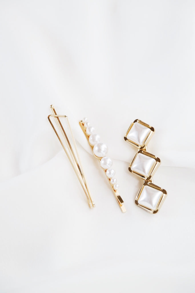 Kaede Hair Pin Set Of 3