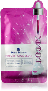 DIANA DICKSON Hydrating Skin Care Brightening Face Mask (8 Sheets)