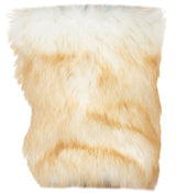 Faux Fur Leg Warmers