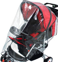 Universal Waterproof Weather & Insect Shield Baby Stroller Cover