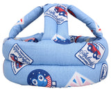 Baby Infant Toddler No Bumps Safety Helmet Head Cushion