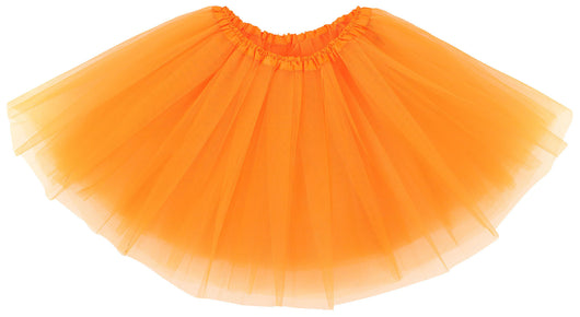 Womens Adult Elastic Tulle Runners Tutu Skirt
