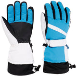 Ski Gloves - Waterproof Snowboard Snow Warm Winter Men Gloves