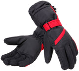 Women's Waterproof Insulated Lined Outdoors Ski Gloves