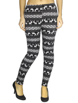 Holiday Reindeer Leggings