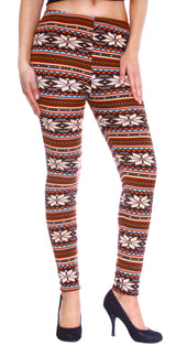 Cozy Autumn Leggings