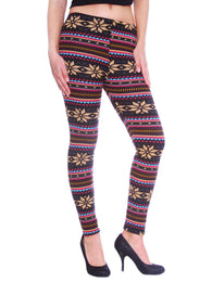 Holiday Winter Leggings