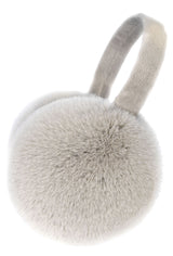 Women's Winter Faux Fur Ear Warmers Earmuffs