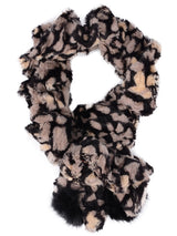 Faux Fur Neck Warmer/Scarf