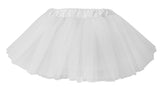 Baby Girls Tulle Tutu Skirt for Dress Up Fairy Costumes
