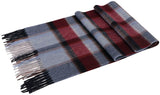 Women's Men Luxurious Cashmere Scarf w/Gift Box