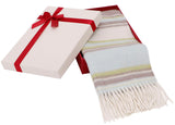Men Women Soft Luxurious Cashmere Scarf w/Gift Box