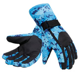 Men's Ski&Snowboarding Thinsulate Insulation Waterproof Winter Gloves