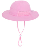 Baby Sun Hat UPF 50+ Sun Protection Toddler Infant Wide Brim Travel Sun Hat