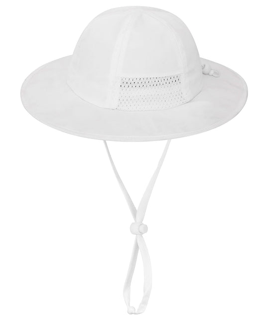 Baby Sun Hat UPF 50+ Sun Protection Hat Toddler Infant Wide Brim Travel Sun Hat