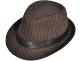 Short Brimmed 830 Fedora w/ Band
