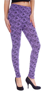 Stretchy Multi Print Leggings