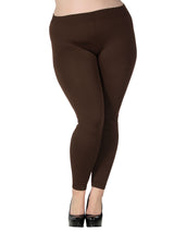 Solid Color Dancewear Leggings