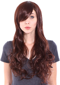 Premium Quality Full Length Long Wavy Cosplay/Party Wigs