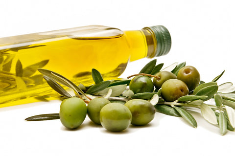 extra virgin olive oil as a remedy for rash