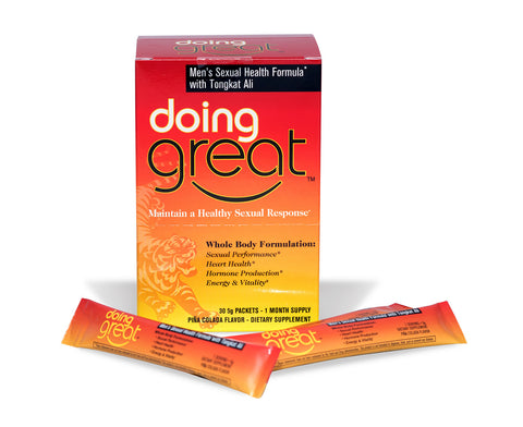 Doing Great™ Men's Health Formula*