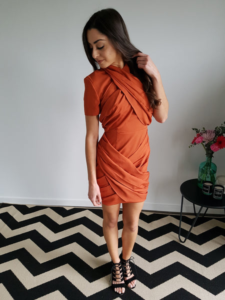 Resource Mini Dress