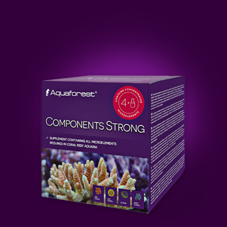 Aqua Forest Components Strong 4x50ml