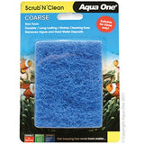 Aqua One Scrub n Clean Pad Coarse Small (Glass Only)