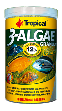 Tropical 3-Algae Granulat 95g
