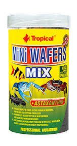 Tropical Mini Wafers Mix 55g