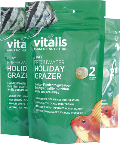 Vitalis Tropical Holiday Grazer
