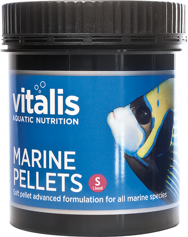 Vitalis Marine Pellets 1mm 60g