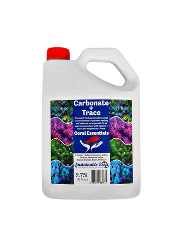 Coral Essentials Carbonate + Trace 2.75L