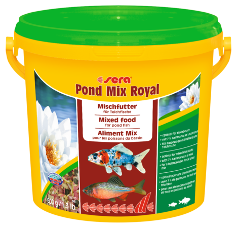 Sera Pond Mix Royal 600g