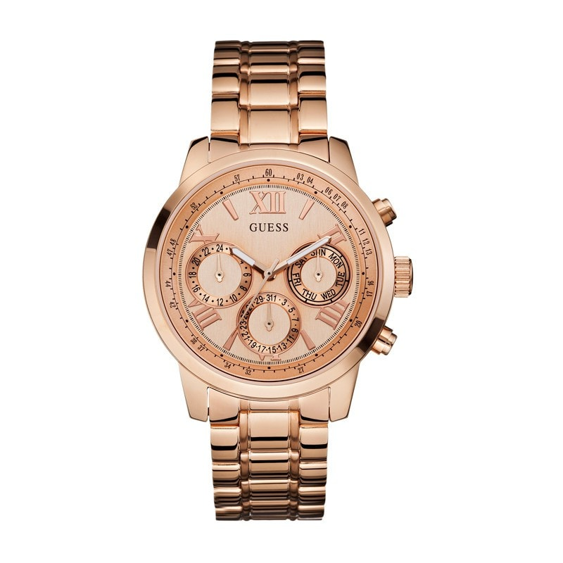 Guess Ladies' Sunrise Watch (W0330L2)