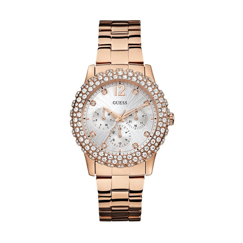 Guess Ladies' Dazzler Watch (W0335L3)