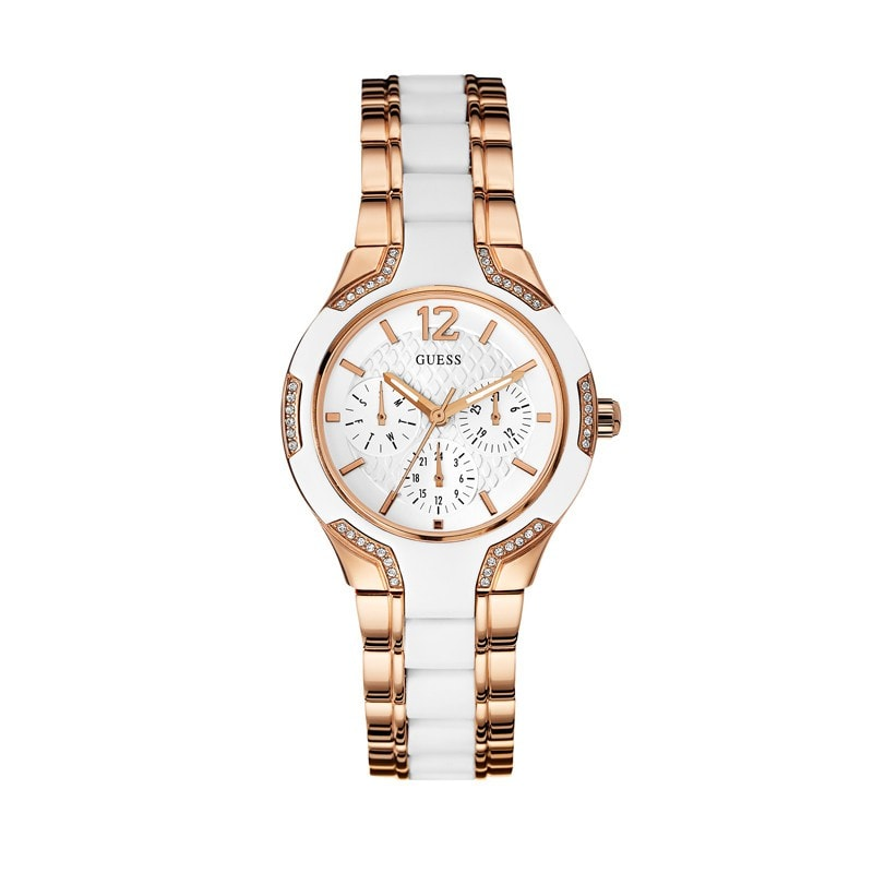 Guess Ladies' Center Stage Watch (W0556L3)