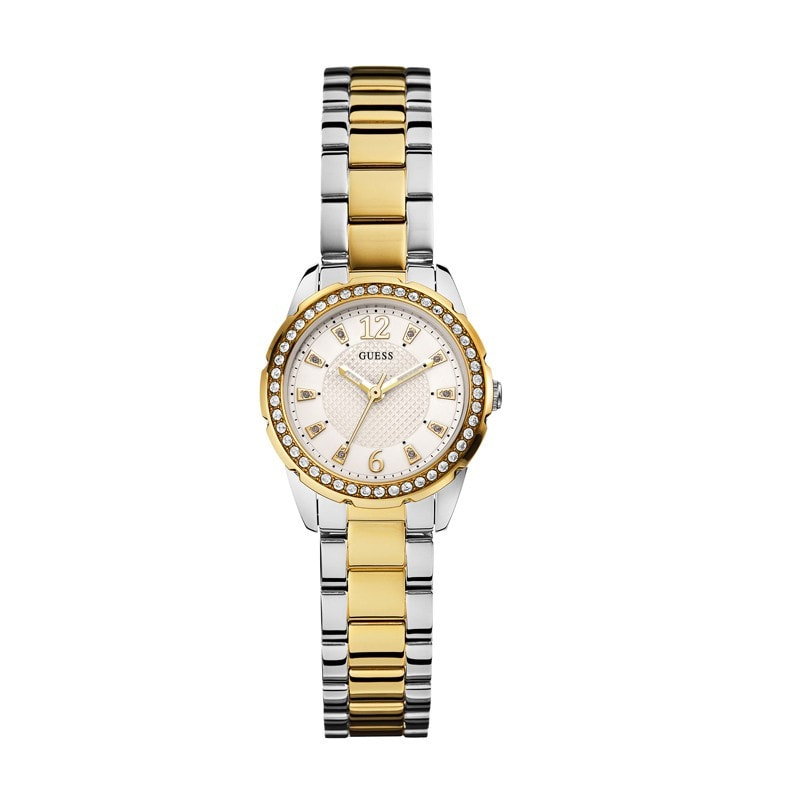 Guess Ladies' Desire Chronograph Watch (W0445L4)